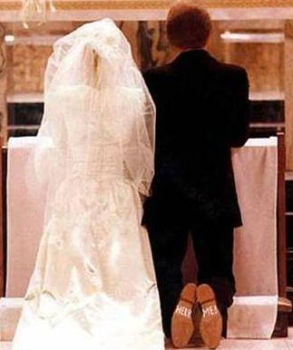 تنها كلام شوهران در هنگام عقد 3